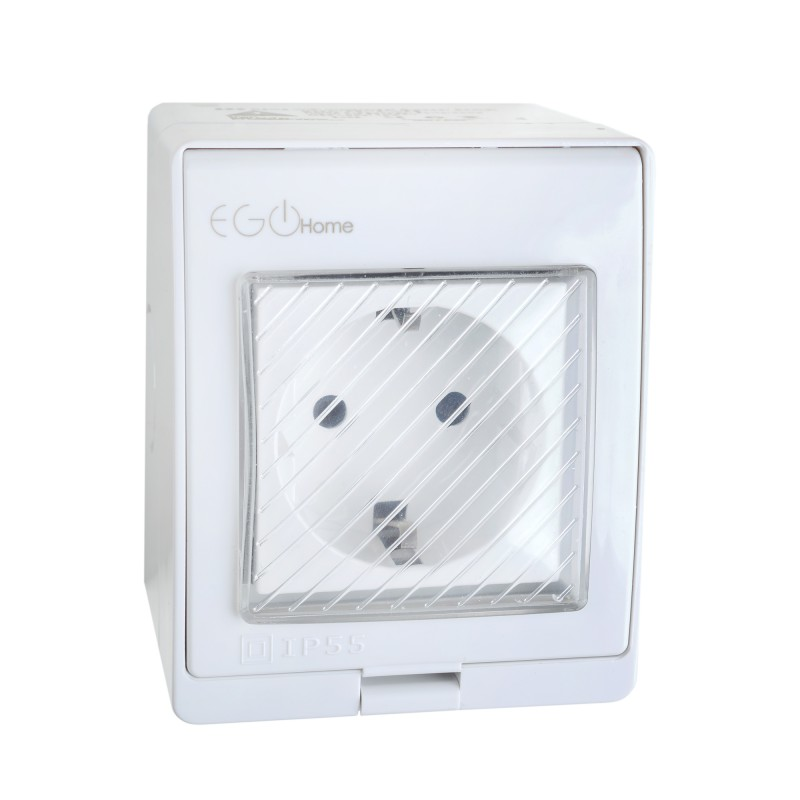 Smart EGO Home outdoor socket