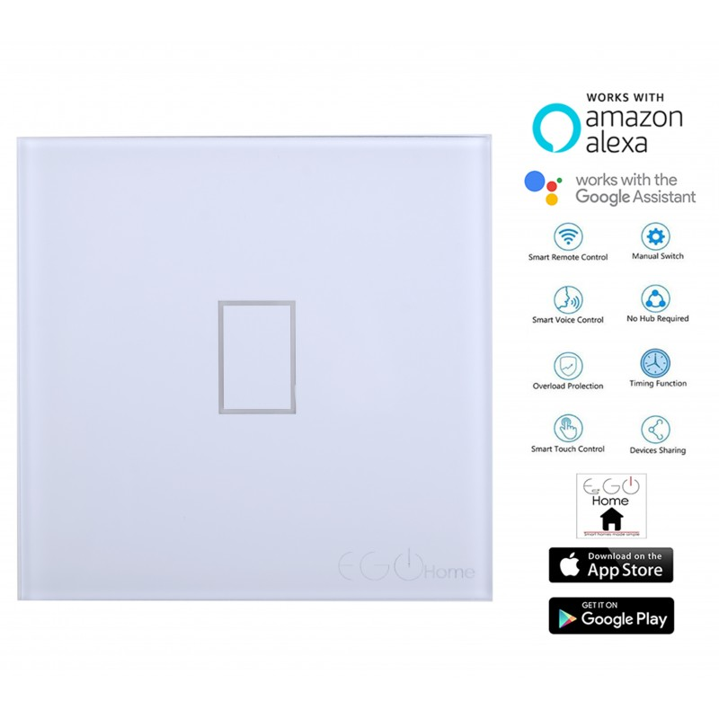 Smart EGO Home switch one button